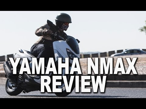 Yamaha NMax Review