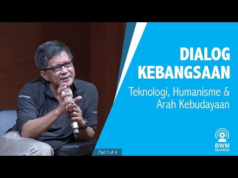 Podcast Akal Sehat Rocky Gerung - DIALOG KEBANGSAAN Feat Jaya Suprana dan Michael Anthony Bag I