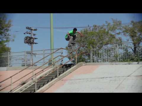 Sam Newman skate videos   Skateboarding videos online