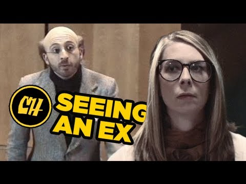 Everyday Acting: Seeing an Ex