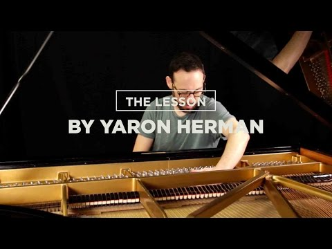 THE LESSON BY YARON HERMAN