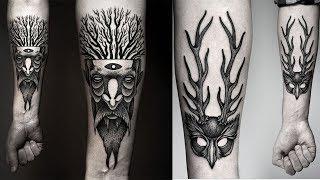 Impressive Forearm Tattoos For Men - Tattoo Ideas For Men