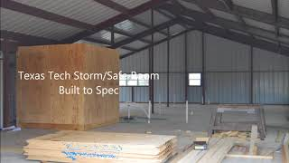 Metal Building Home Live Construction