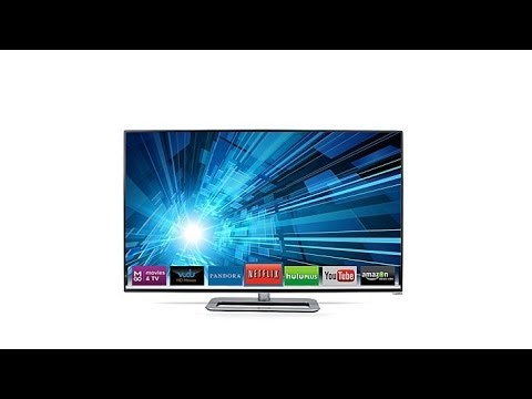 "VIZIO 42"" Smart 240Hz LED 1080p HDTV With 2Year Warranty Mp3"