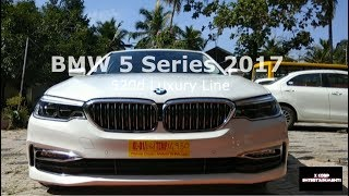 BMW 5 Series 2017 520d Luxury line
