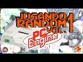 ratos Retro Jugando Random: Pc Engine Turbografx 16 Sup