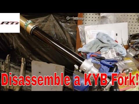 KYB AOS Fork Service by Smartshop Racing - смотреть онлайн