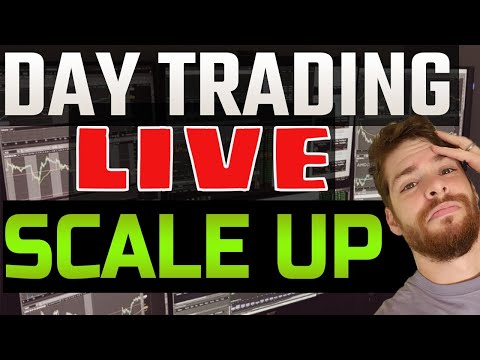 🔴 DAY TRADING THE STOCK MARKET OPEN – Penny Stock Small Account