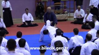 preview picture of video 'Nebi VURAL ile Bilecik Aikido Semineri 2015 1. Bölüm'