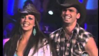 Sara Evans - Simply Sara - Throwback Dancing With The Stars Webisode