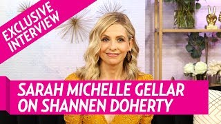 US Weekly | Sarah Michelle Gellar Opens Up about Friendship With Shannen Doherty (Février 2020)