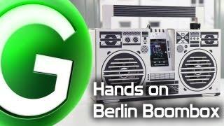 Berlin Boombox - GIGA.DE