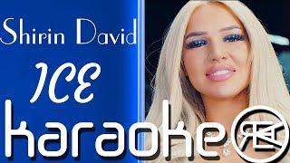 Shirin David   ICE | Karaoke Instrumental Mit Lyrics