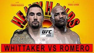 UFC 225: Whittaker vs Romero 2, AT LAST (Heavy Hands #214)
