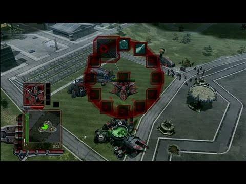 Видео № 0 из игры Command & Conquer 3: Ярость Кейна [X360]