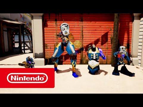 Morphies Law - Gamescom Trailer (Nintendo Switch)