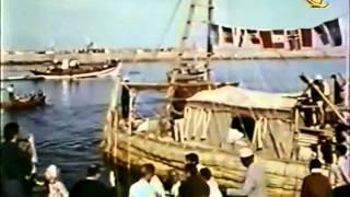 """Путешествие Тура Хейердала на папирусной лодке """"Ра"""". 1969 год"""