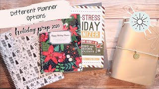 USING A PLANNER FOR THE HOLIDAYS | CHRISTMAS PLANNING