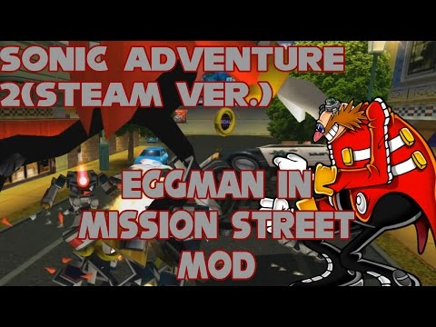 Download Sonic Adventure 2 Battle Mission Street Mechless Eggman