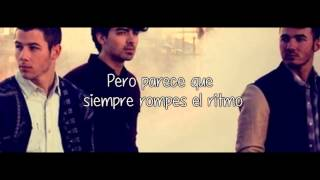 Jonas Brothers - Found (estudio) subtitulada al español