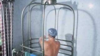 The Doctor in the Shower!