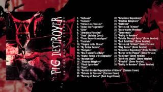 PIG DESTROYER - '38 Counts of Battery' (Full Album Stream)