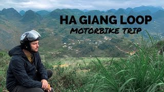 Ha Giang Loop, Vietnam | Amazing Motorbike Adventure (Day 1)