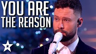 Calum Scott XMAS Special on Britain's Got Talent | Got Talent Global