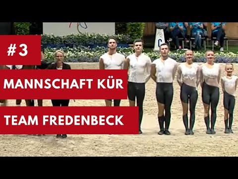 #3 | Team Fredenbeck Mannschaft Voltigieren|Freestyle Squad| 2018