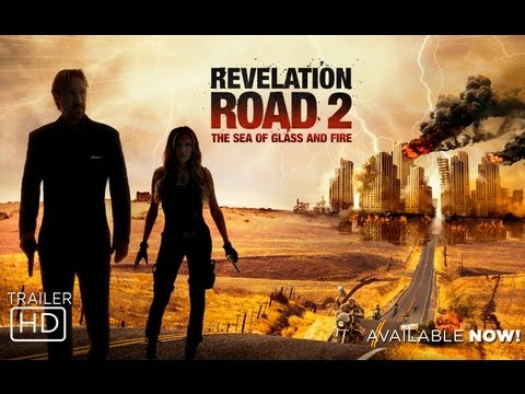 Revelation Road 2: Sea of Fire and Glass DVD movie- trailer