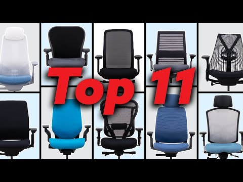 11 Best Ergonomic Office Chairs For 2021