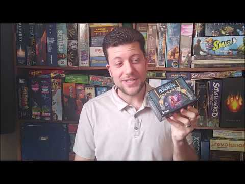 RogueWatson Reviews - One Deck Dungeon