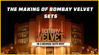 The Making Of Bombay Velvet Sets  Anurag Kashyap