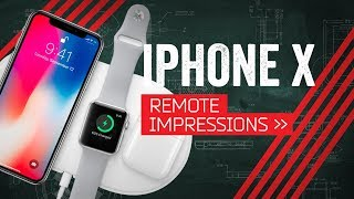 Apple iPhone X: New Phone, Old Features – Big Potential