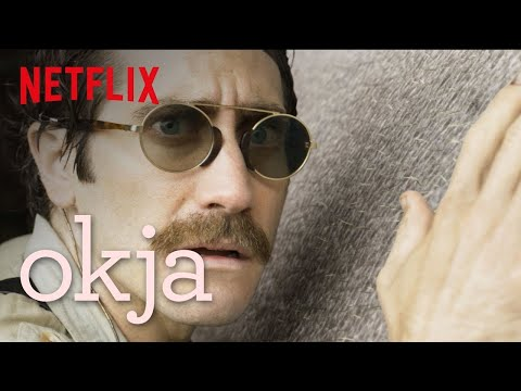 Okja (Featurette 'A Visual Effects Story')