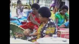 Fijian Wedding
