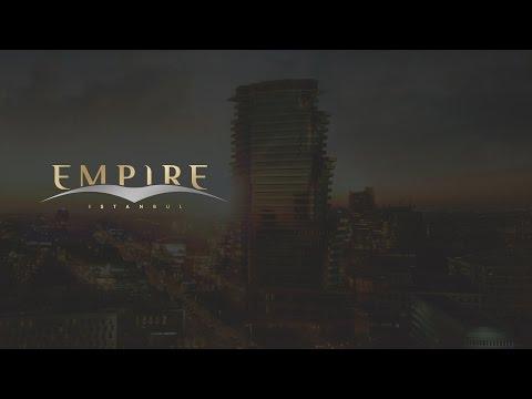 Empire İstanbul Hava Çekimleri