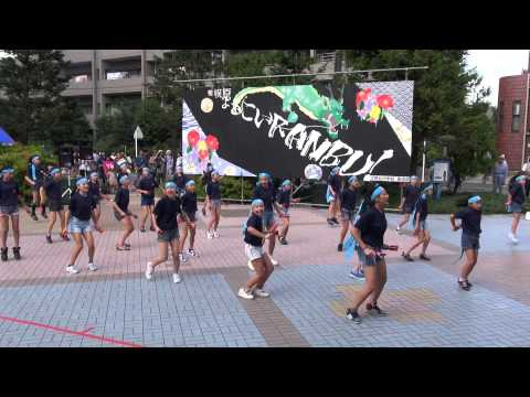 大野台中央小学校-第13回 相模原よさこいRANBU!