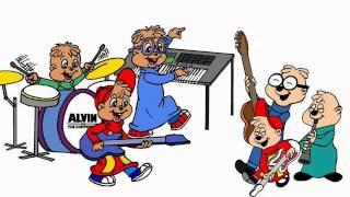 The Chipmunks - The Alvin Twist (Rock Version)