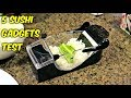 Download Youtube: 5 Sushi Gadgets put to the Test