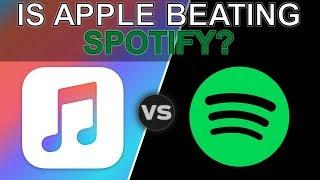 SPOTIFY vs. APPLE MUSIC 2019 (Honest Review)