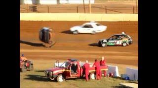 Bunbury Speedway | Jae Noonan Massive Flip
