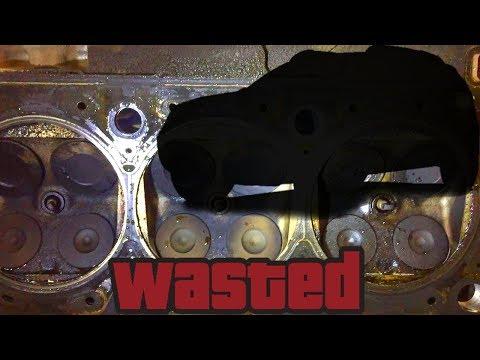 Погнуло клапана на Рено Дастер из за мелочи! Последствия и их стоимость.   Будни сервиса#55