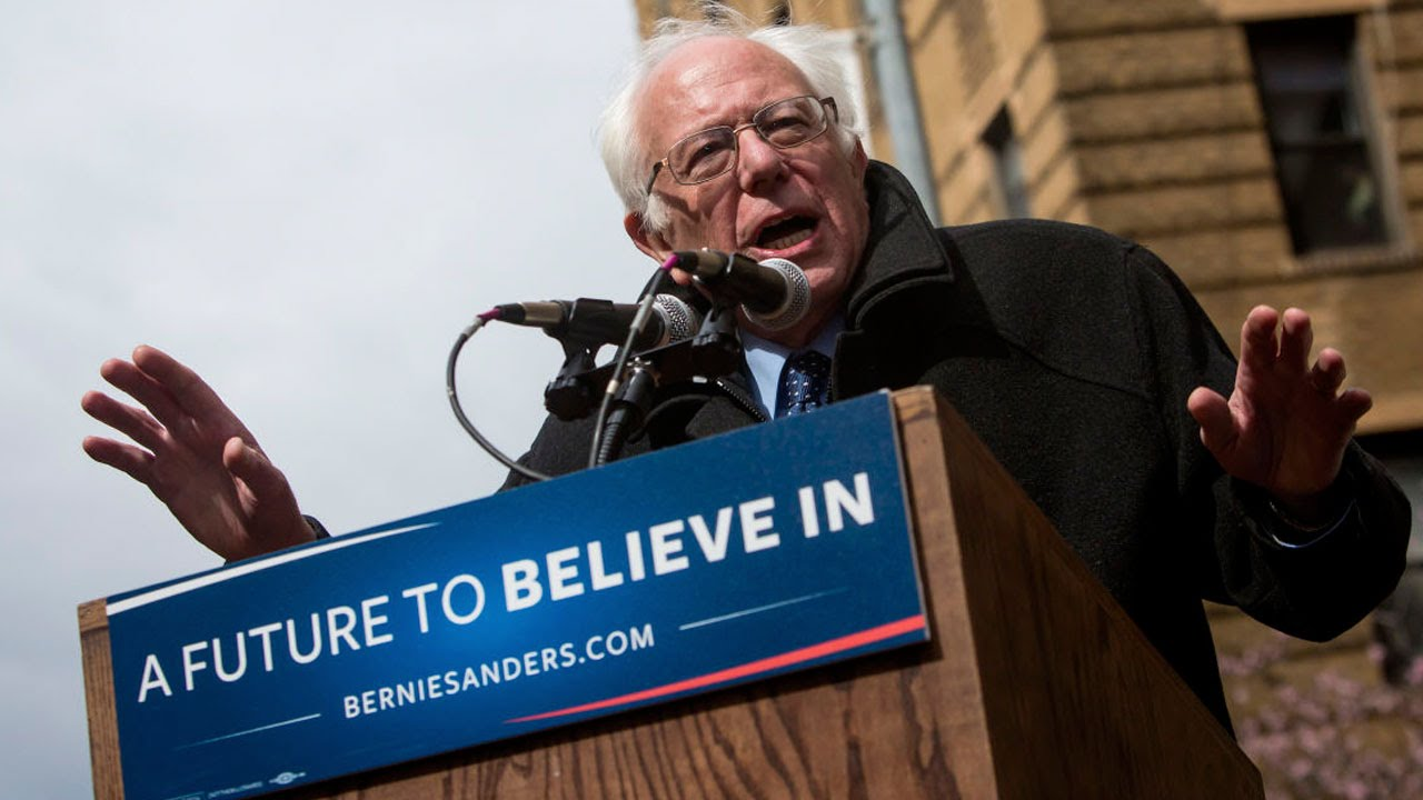 Will Bernie Sanders Campaign Sue In New York? thumbnail