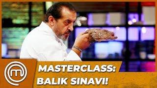 MasterClass'ta BALIK SINAVI Başladı | MasterChef Türkiye 66.Bölüm