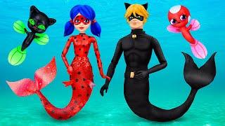 Never Too Old For Dolls! 7 Ladybug LOL Surprise And Barbie DIYs