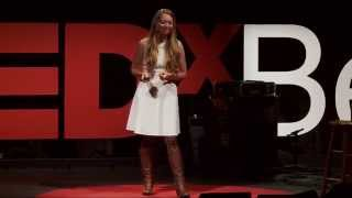 We can save the bees together: Sarah Red-Laird at TEDxBend
