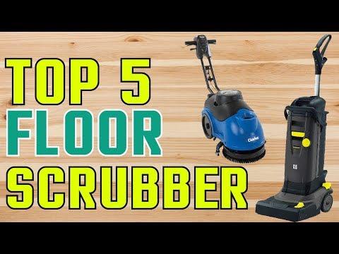Best Budget Floor Scrubbers Of 2019 | Floor Scrubber Buying Guide