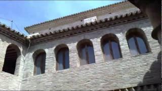 preview picture of video 'Colegiate de Santa María la Mayor - Alquézar, Aragón, Spain'