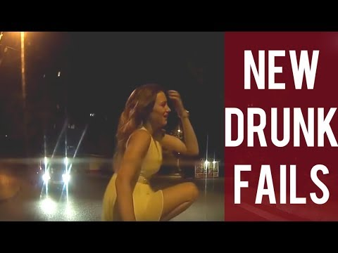 Drunk people fails! || NEW Funny Compilation!